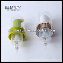 Cosmetic foam pump dispenser