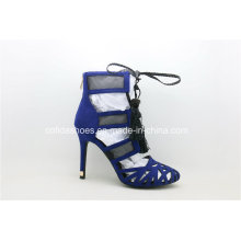 2017ss Trendy High Heels Women Elegant Sandals