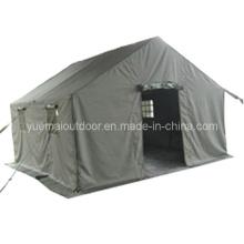 Rahmen Armee Zelt mit Baumwolle Leinwand