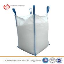 CONTENEDORES ZR - 10 x 500kg Bolsas a granel -Nuevo FIBC Bulk Builders Garden Jumbo 1 ton tonelada Bolsa Sacos de residuos 87x87x87cms