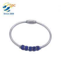 Beliebte Schmuck neue stilvolle besondere Mode Stahl Armband personalisiert