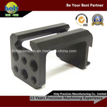 Kundenspezifischer fotographischer Gebrauch CNC-Rahmen anodisierte 7075 Aluminium maschinell bearbeitete Teile