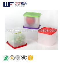 Фабрика прямой пластиковый ящик для хранения формы с отверстиями для охлаждения шнур питания гнездо для хранения формы изготовления