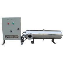 Swimming Pool Water Disinfection Stainless Steel Housing UV Sterilizer
