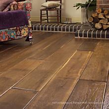Antique Engineered Oak Wooden Floor