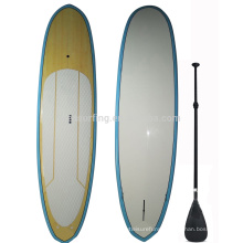 HOT SELL!!SUP board/The hardest and cheapest wooden grain SUP board /giant sup paddle board