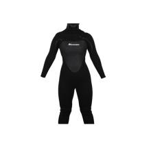 Combinaison de surf zippée sur la poitrine
