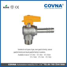 1/2 brass ball valve with lock Gas ball valve forged brass ball valve drawing