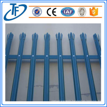 Top Quality Steel Palisade Fence