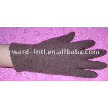 Damen Wolle Handschuhe