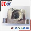 Chromated custom made aluminum gearbox die casting