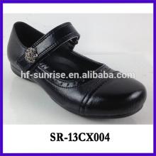 Zapatos de la escuela de los niños de los zapatos de la escuela de los adolescentes de los zapatos de la escuela de los niños