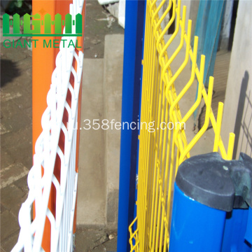 Electric+Galvanized+Airport+Security+Wire+Mesh+Fence