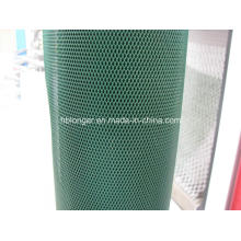 PVC Coated Expanded Wire Mesh