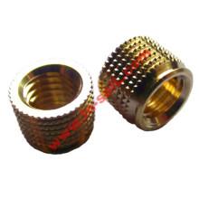 Multi-Barb Messing-Einsätze für Kunststoffteile