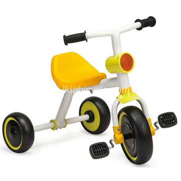Yellow Kid triciclo 3 rodas