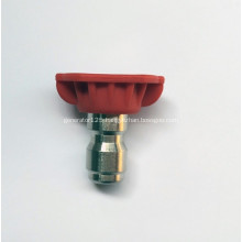 High Pressure Washer 0 Degree Nozzle Red Color