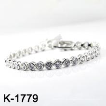 La última joyería de plata de la manera de la pulsera del estilo 925 (K-1779. JPG)