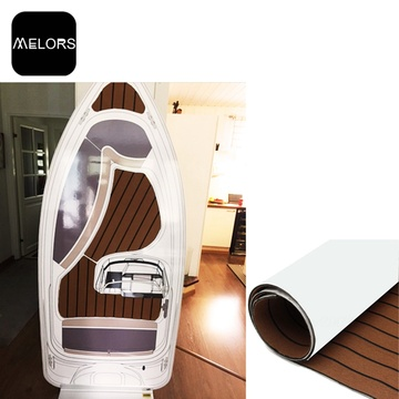 Melors Marine Non Skid Foam Custom Boat Flooring