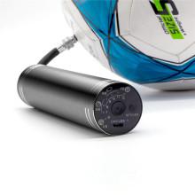 Pompe de basket-ball basse pression avec aiguille à bille