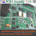 pcba for gps Multilayer PCB Assembly with ENIG for Security Products oem and odm pcb assembly factory