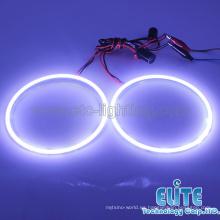 2015 El más nuevo modelo universal D120MM3528 SMD llevó los ojos del ángel anillo del halo 6500K SMD blanco puro llevó la lámpara