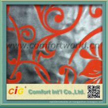 Mobiliário Use estofamento capa feita de poliéster Chenille tecido
