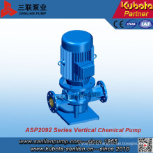 Asp2092 Type Vertical Chemical Industry Centrifugal Inline Pump