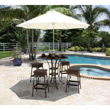 Hot sale Outdoor All Weather bar table stool chair