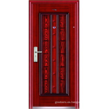 Puerta de acero de seguridad (JC-038)