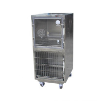 Veterinary Stainless Steel Dog Kennel Cages