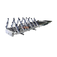 Automatic Tempered Glass Loading Cutting Separating Table