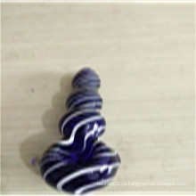 Хорошее качество Хорошая цена Голубые рука трубы для курения (ES-HP-156)