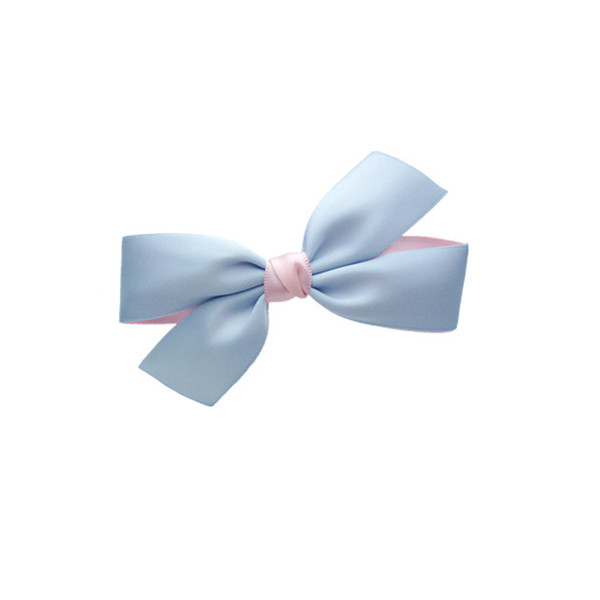 Ribbon Bow blue