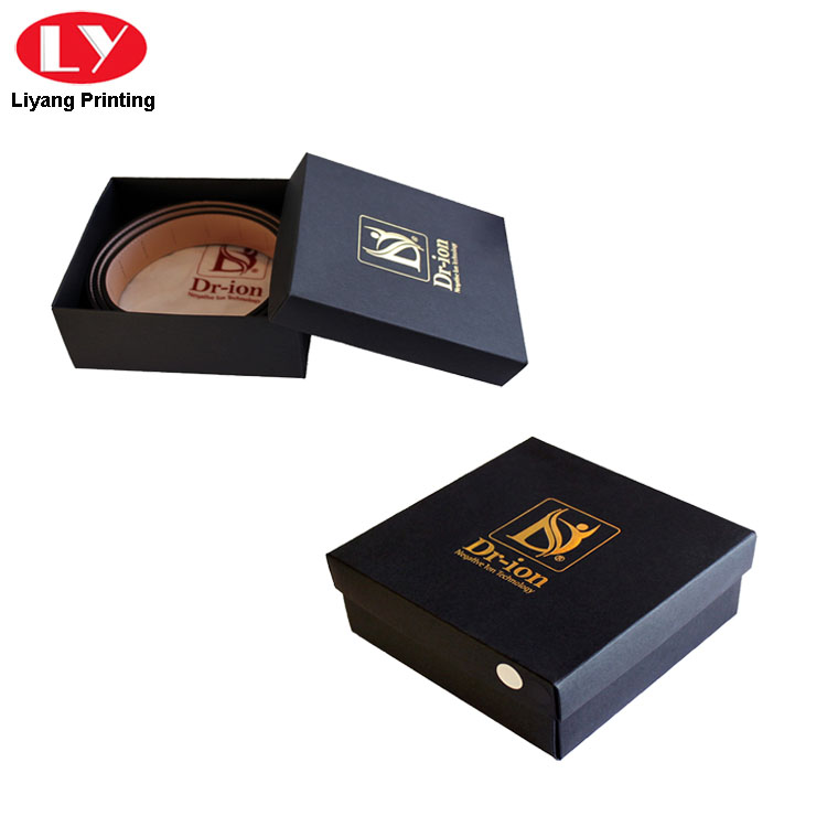 Luxury Belt Box With Lid