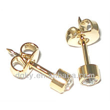 2012 moda projeto orelha studs orelha piercing studs