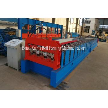 Tile Floor Deck Membuat Roll Forming Machine