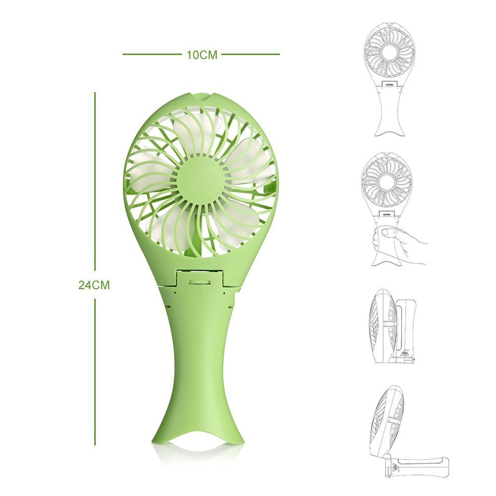 USB handy fan
