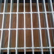 China Galvanized serrated grating