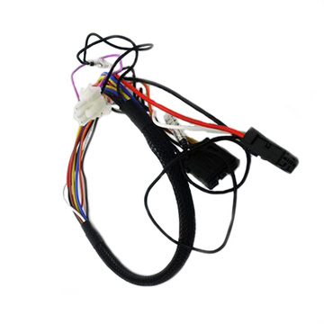 Automotive dashboard wire harness
