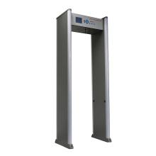 Outdoor use LCD screen walkthrough metal detector (JT-8000A)