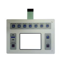 Interrupteur à membrane d'équipement médical de qualité stable