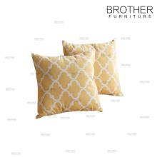 Housse de coussin moderne classique américain oreiller décoratif de canapé