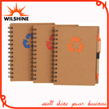 School Notebook with Paper Ball Pen for Students (SNB108)