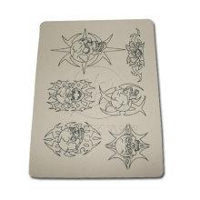 Divers Art de peau modèle caoutchouc synthétique tatouage pratique