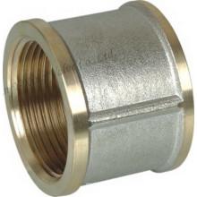 Brass Socket Coupling Pipe Fitting (YD-6036)