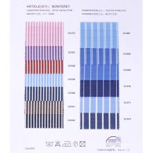 Promocional 100 tecido de algodão para camisas