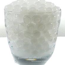 Fournir de l'eau de pépins de l'eau blanche Cristal floral sol hydro gel