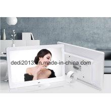 10,2-Zoll-Digital-LCD-Digital-Foto-Rahmen-Video-Anzeigen-Maschine