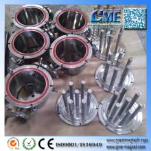 O que é um separador de metais não ferrosos?